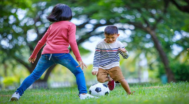 Fitkid, tren olahraga anak