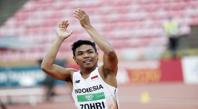 pelari tercepat dunia