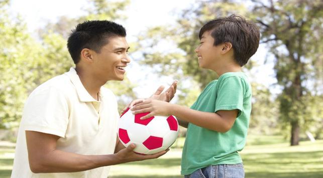 Mengarahkan bakat olahraga anak, bakat olahraga anak