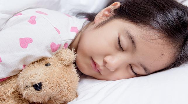 Ini Alasan Penting Mengapa Anak Harus Tidur Siang