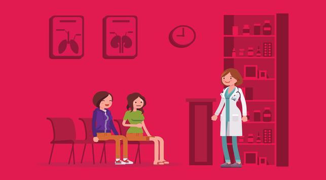 perbedaan penyakit kronis dan akut