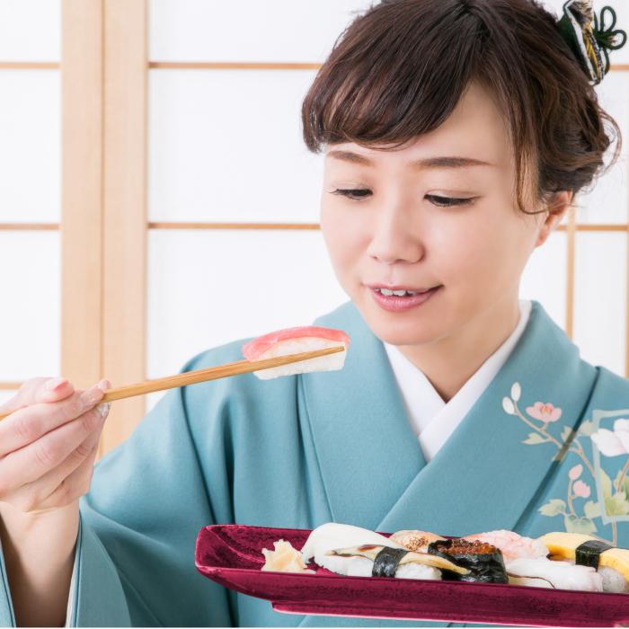 kebiasan makan orang jepang