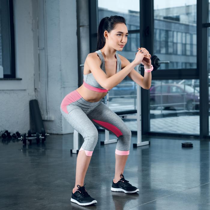squat, latihan squat, manfaat squat,mengencangkan paha