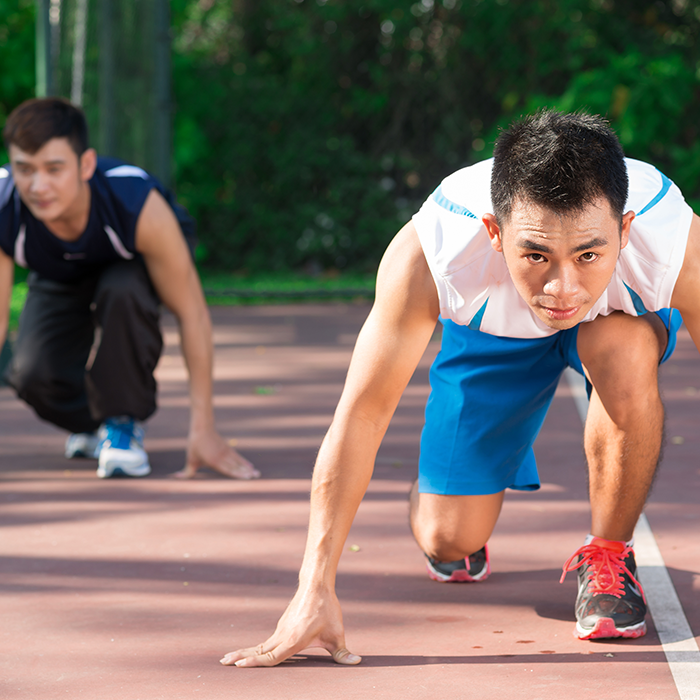 Atletik, asian games