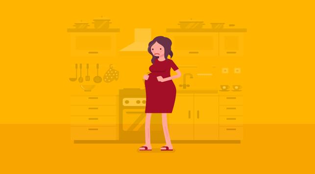 berat badan saat hamil