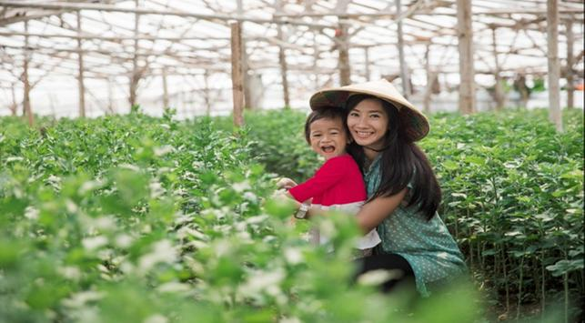 mengajarkan tanggung jawab pada anak,mengajarkan anak berkebun
