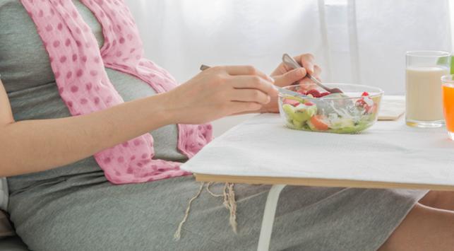 trimester pertama, makanan untuk ibu hamil