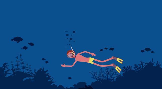 kuping sakit karena menyelam