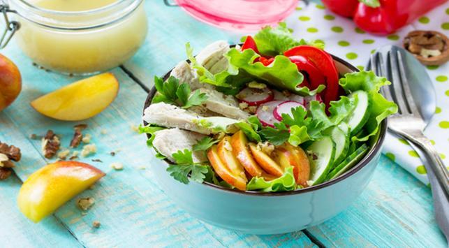 pola makan vegetarian, vegetarian, pola hidup sehat vegetarian