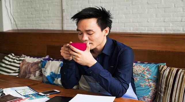 manfaat  kopi, minum kopi sebelum kerja,