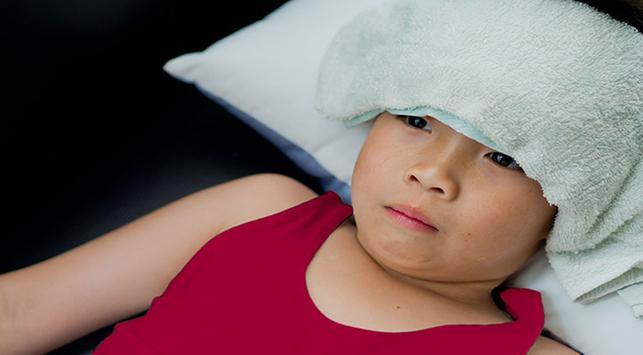 kawasaki, Penyakit mirip DB, Penyakit langka pada anak