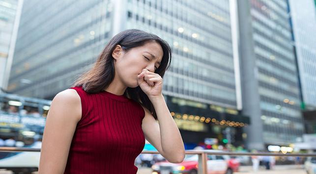 batuk, batuk kering, batuk berdahak, jenis-jenis batuk