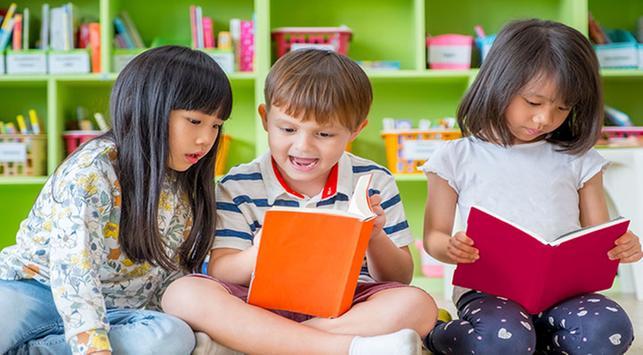 anak pintar bahasa inggris, pendidikan anak,  tumbuh kembang anak