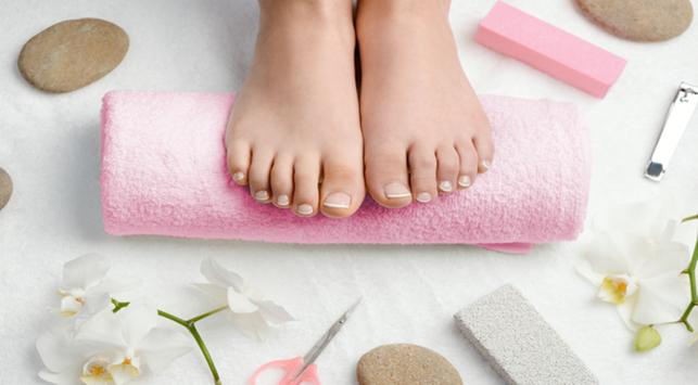 Pedicure, jari dan kuku, manfaat pedicure, perawatan kaki