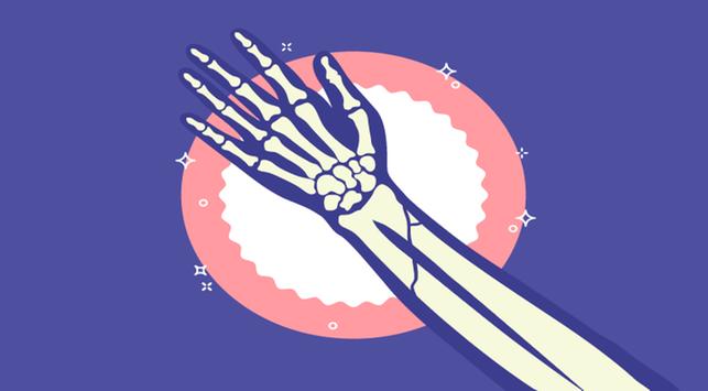 patah tulang, sembuh dari patah tulang