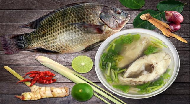 cara memasak ikan yang sehat