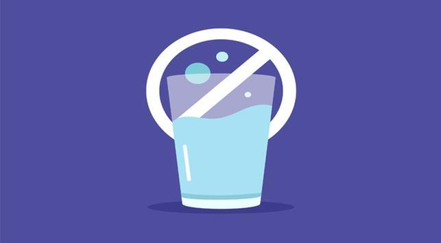 Dehidrasi, minuman saat dehidrasi, makanan dan minuman ketika dehidrasi
