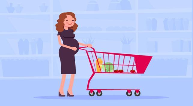 kebiasaan saat hamil