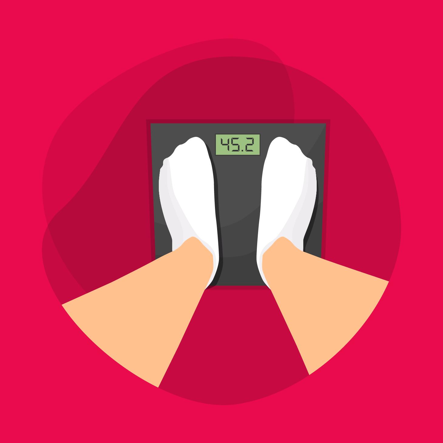Berat badan ideal, cara menghitung berat badan ideal