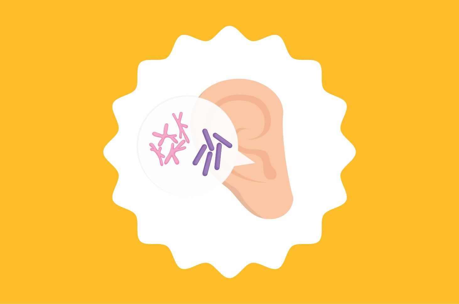 Bakteri Masuk ke Telinga Bisa Sebabkan Otitis Media