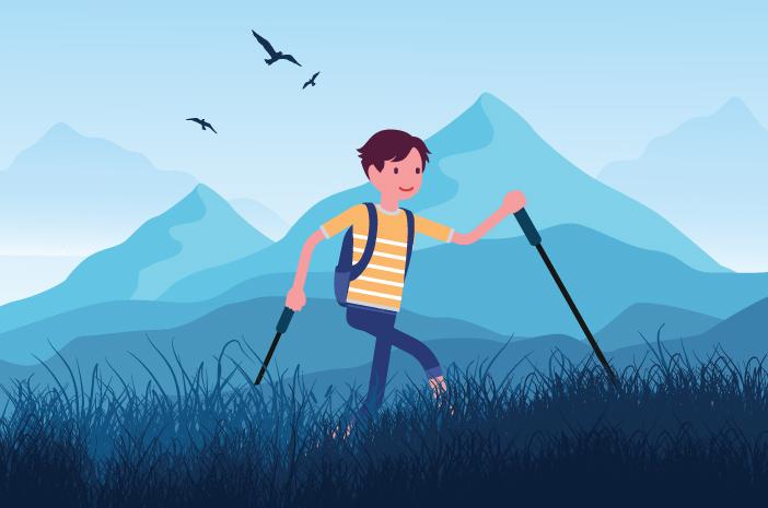 benarkah udara dingin di gunung dapat sebabkan bell's palsy?