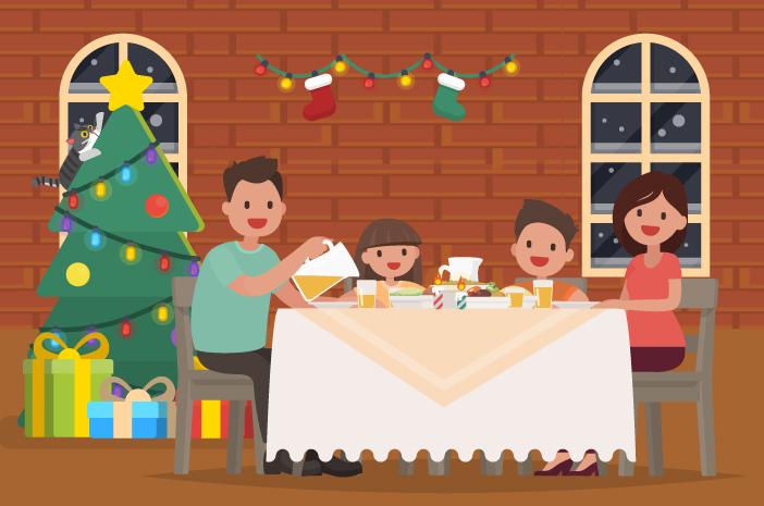 Biar Tetap Sehat, Perhatikan Ini Saat Pilih Camilan Natal
