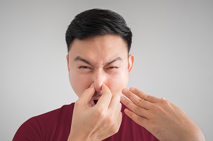 bukan cuma bawang, 5 makanan ini bisa sebabkan bau tak sedap di badan