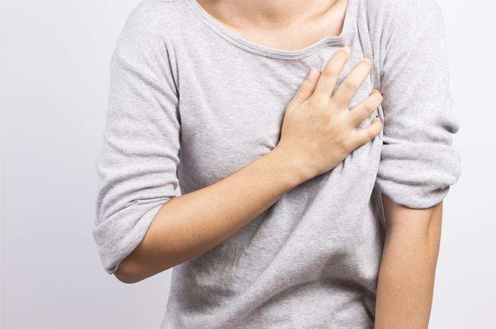 bukan kanker, ini 7 penyebab payudara terasa sakit tanpa benjolan