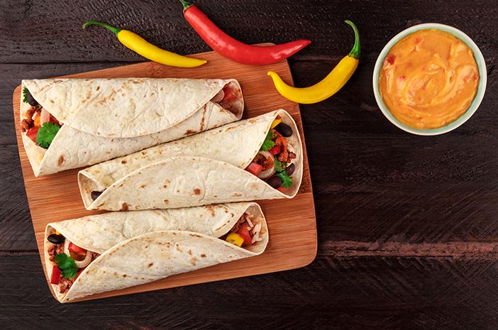 Cocok untuk Camilan, Ini 5 Makanan Sehat Asal Meksiko