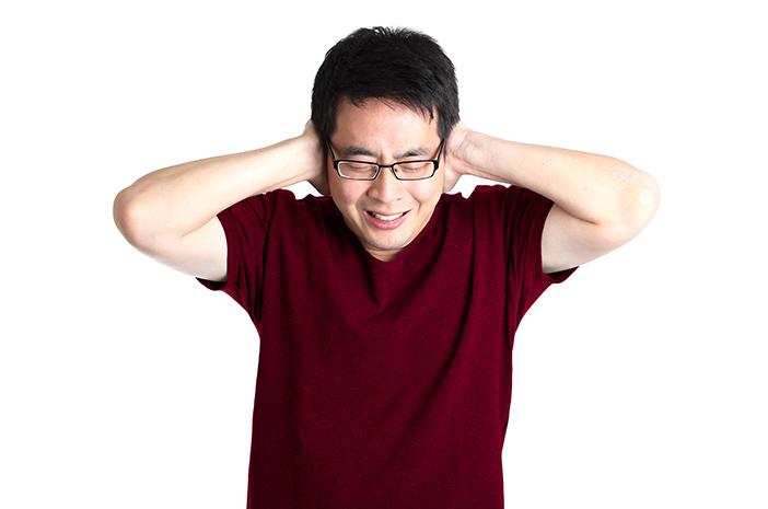 gendang telinga pecah, bahaya atau tidak?