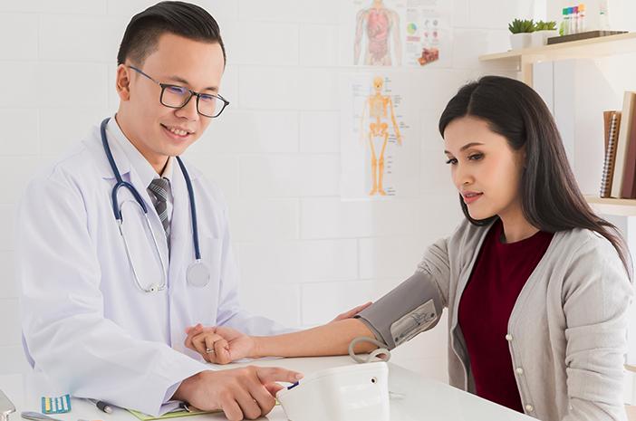 Hipertensi Bisa Sebabkan Gagal Ginjal Kronis