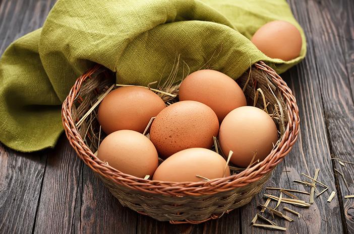 Jangan Coba-Coba Ini Risiko Alergi Telur