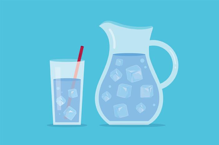 Jangan Khawatir, Penyebab Polihidramnion Bukan Air Es