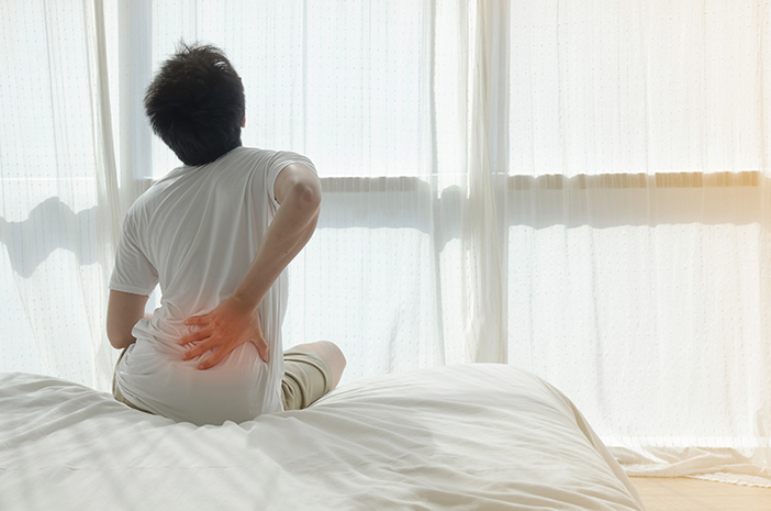 Jangan Sepelekan Nyeri Tulang Belakang Akibat Saraf Terjepit