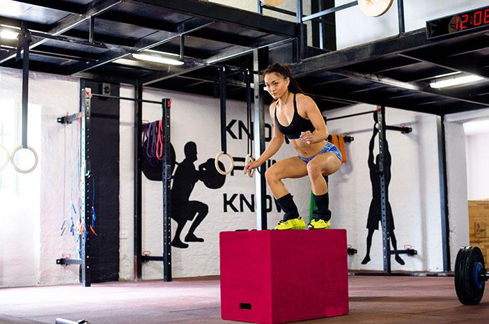 Kenalan dengan Pliometrik, Olahraga yang Bikin Lincah