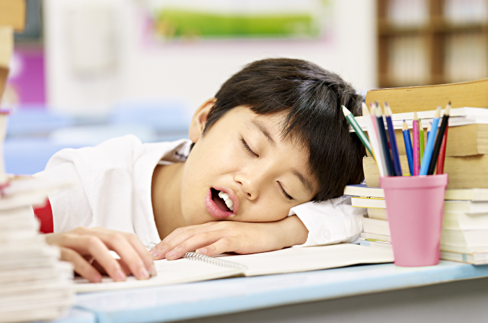 Kenali Ciri Sleep Apnea pada Anak