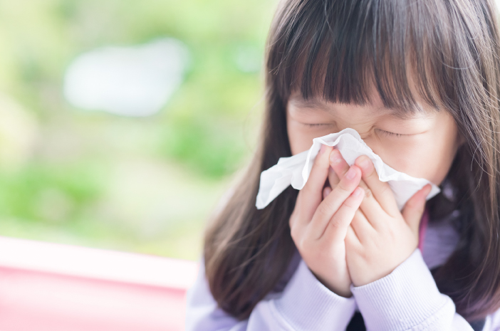 Kenali Gejala Rinitis Alergi pada Anak