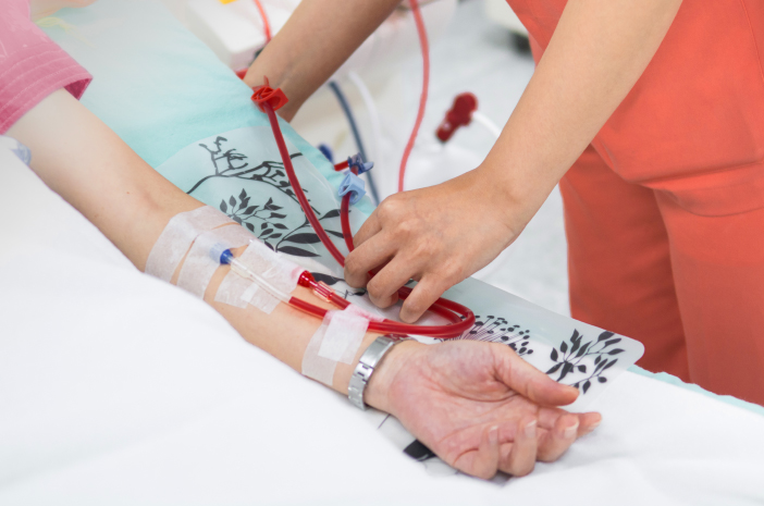 Ketahui Hemodialisis, Cuci Darah dengan Alat Bantu Mesin