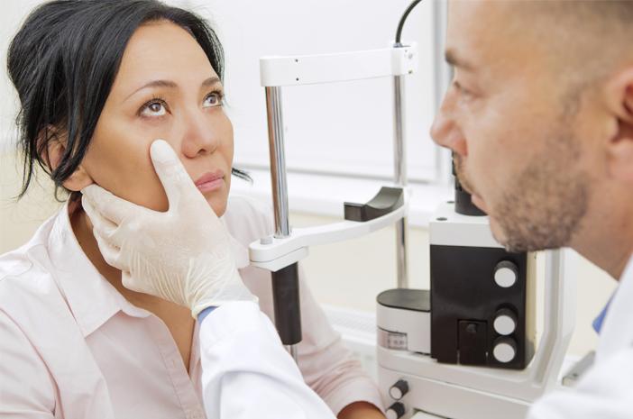 Konsumsi Steroid Terus-Menerus Bisa Sebabkan Glaukoma