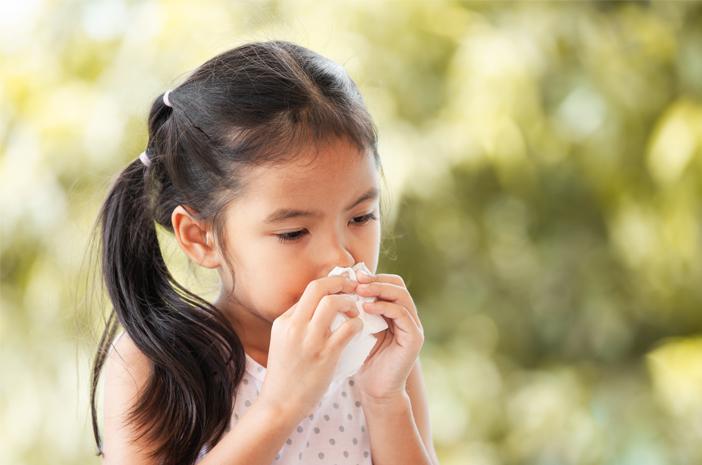 perhatikan cara pencegahan sinusitis pada anak-anak