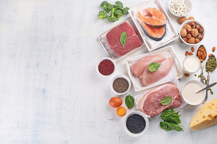 Pilihan Makanan Sumber Protein Tinggi
