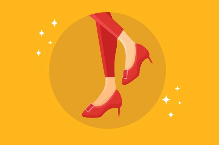 Sering Memakai High Heels, Benarkah Jadi Penyebab Varises?