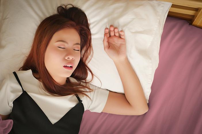 Sering Mengorok Saat Tidur Tanda Mengidap Sleep Apnea