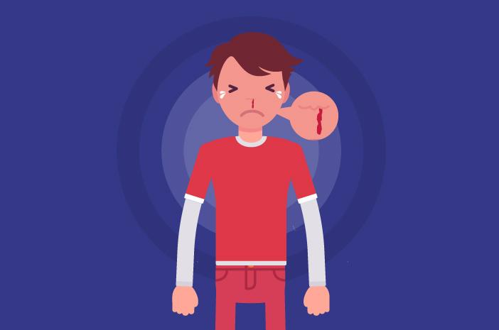 Sering Mimisan, Hati-Hati 4 Penyakit Ini