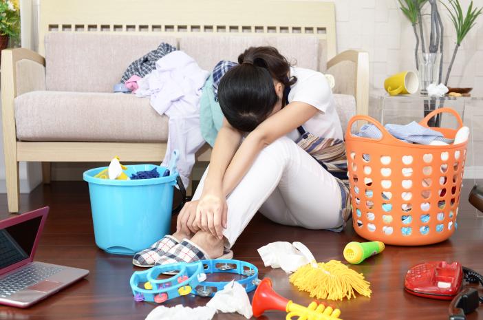 Tetap Hidup Sehat, Hindari 5 Penyakit yang Mengincar Ibu Rumah Tangga
