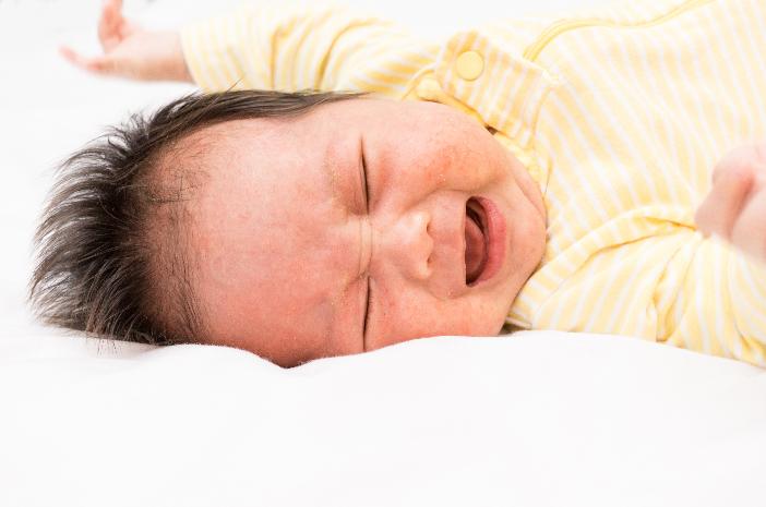 Yang Terjadi pada Si Kecil Ketika Alergi Susu
